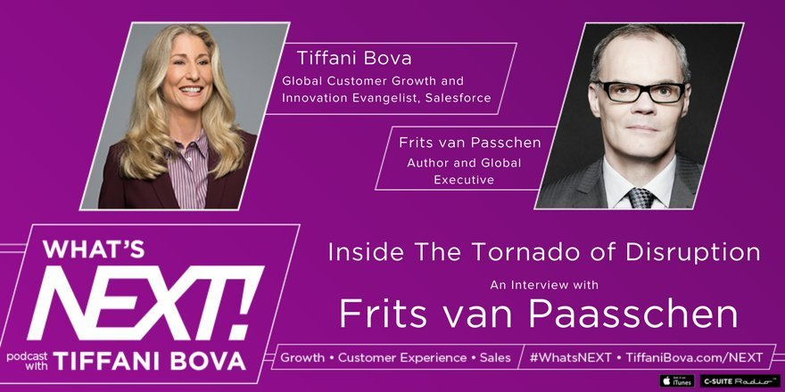 What's Next TIffani Bova